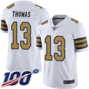 Saints Michael Thomas 100th Season Jersey